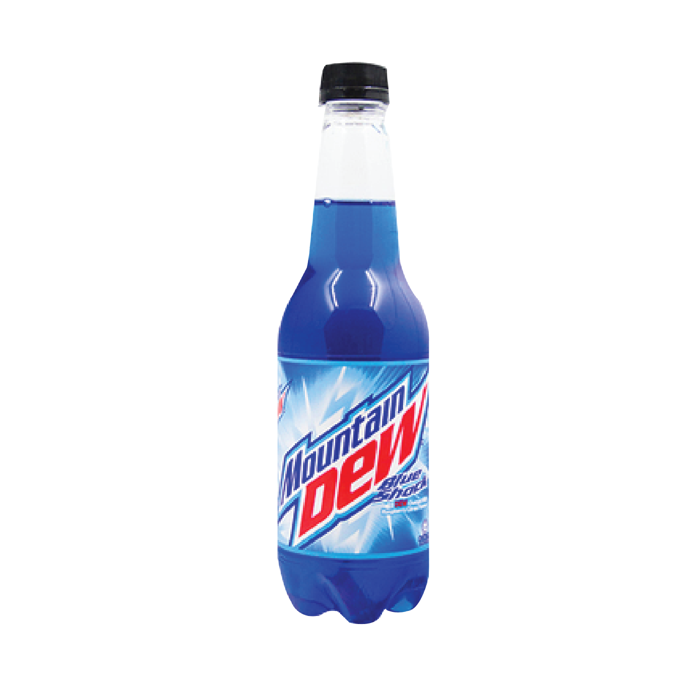 MOUNTAIN DEW BLUE SHOCK 500ML