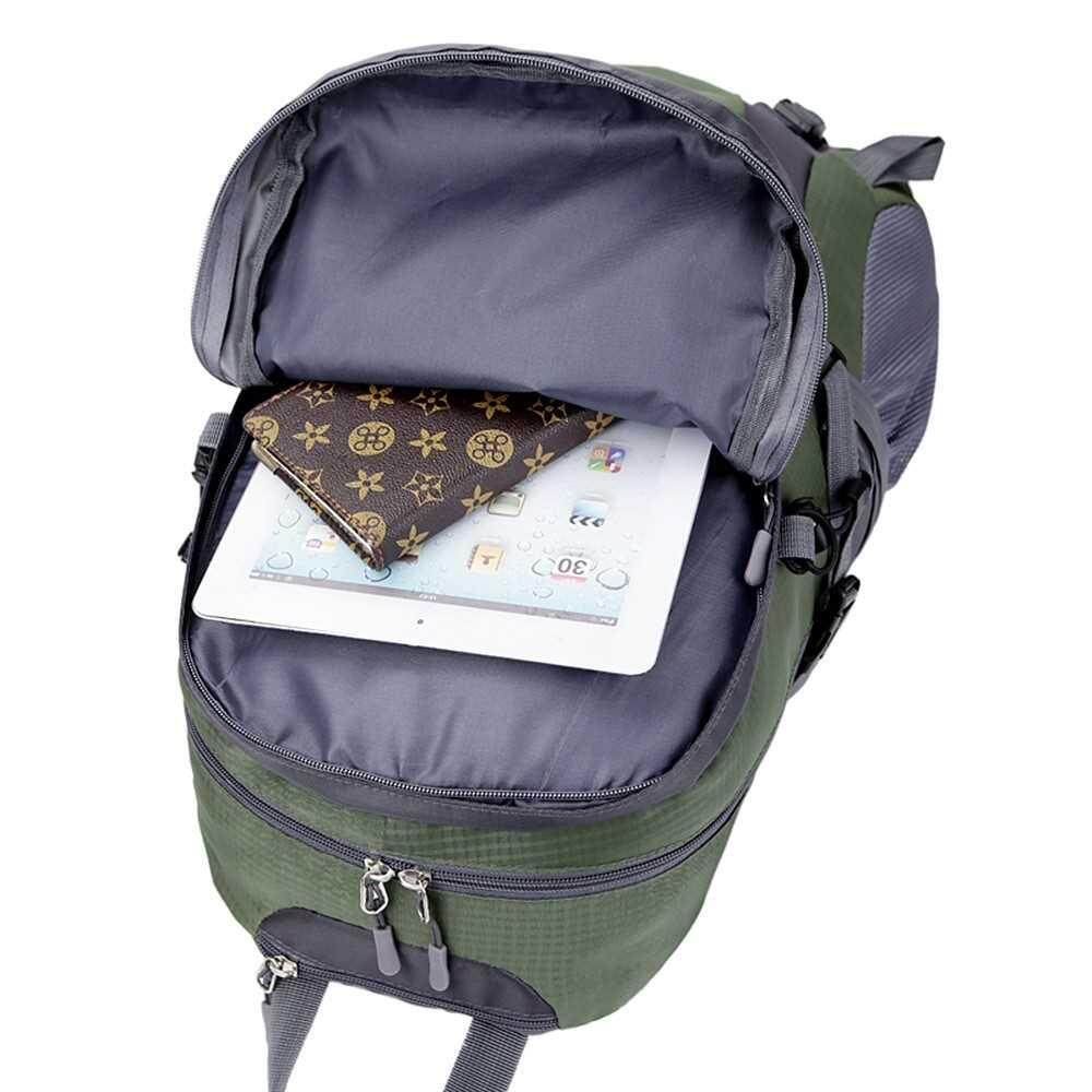 Free Knight FK8607 40L Hiking Camping Backpack (army green)