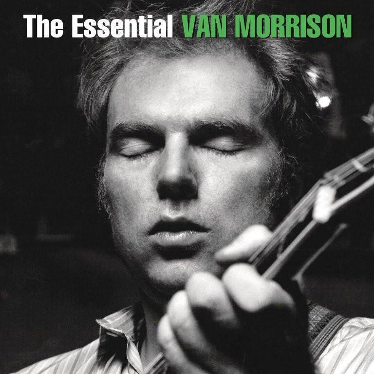 The Essential Van Morrison 2CD Album