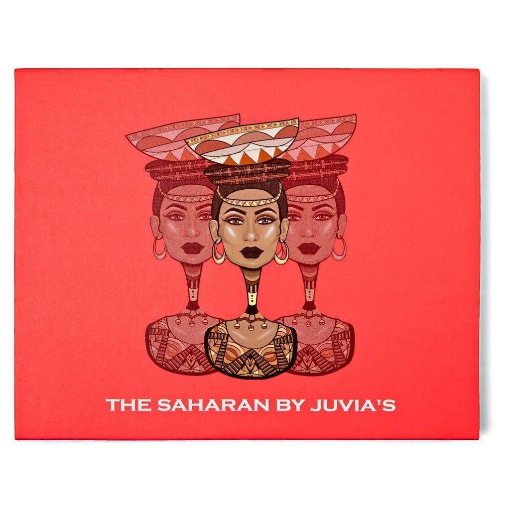FREE GIFTJUVIA'S PLACE The Saharan Palette