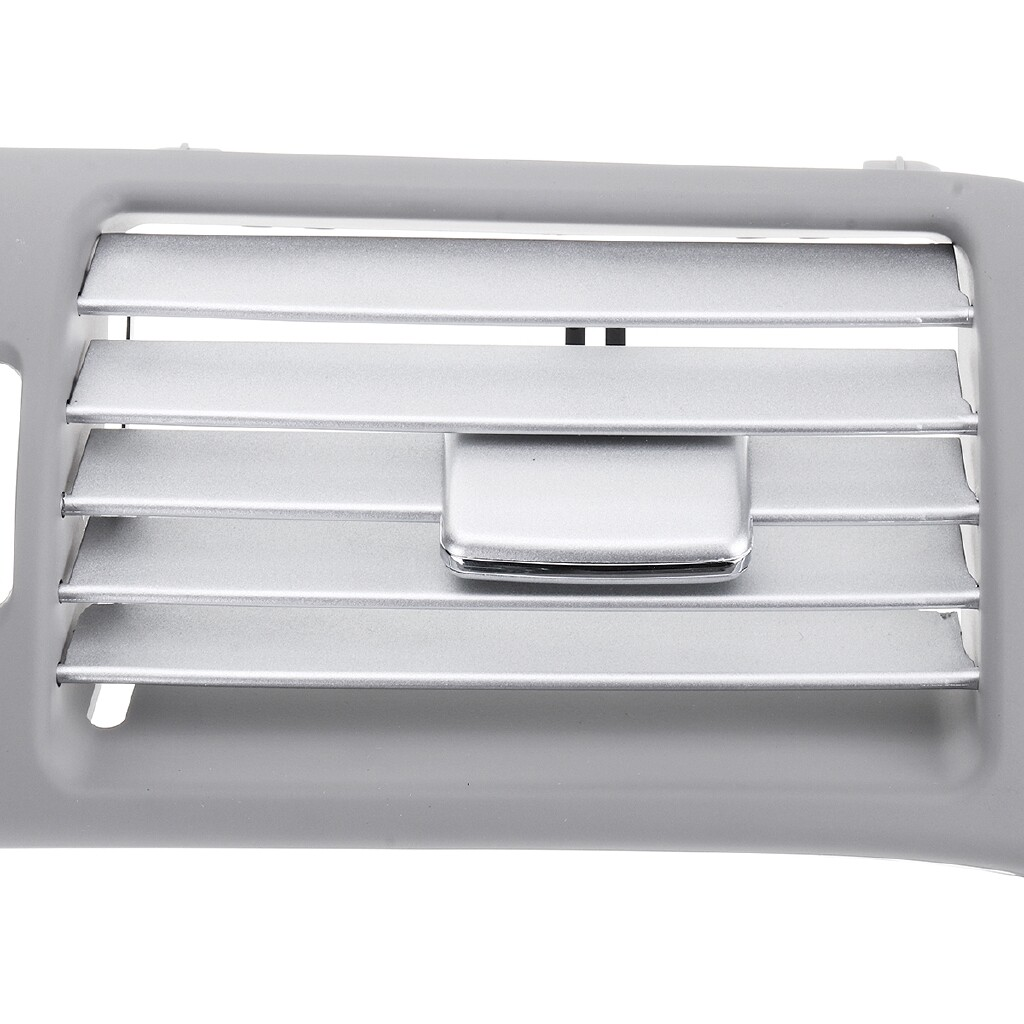 Moto Accessories - Front Grey Chrome Console Grill Dash AC Air Vent For Mercedes R W251 R280 R300 - Motorcycles, Parts