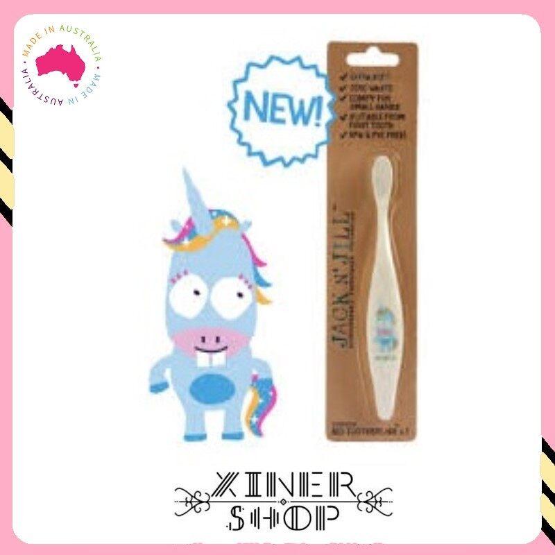 [Import From Australia] Jack N Jill Bio Kids Toothbrush Unicorn