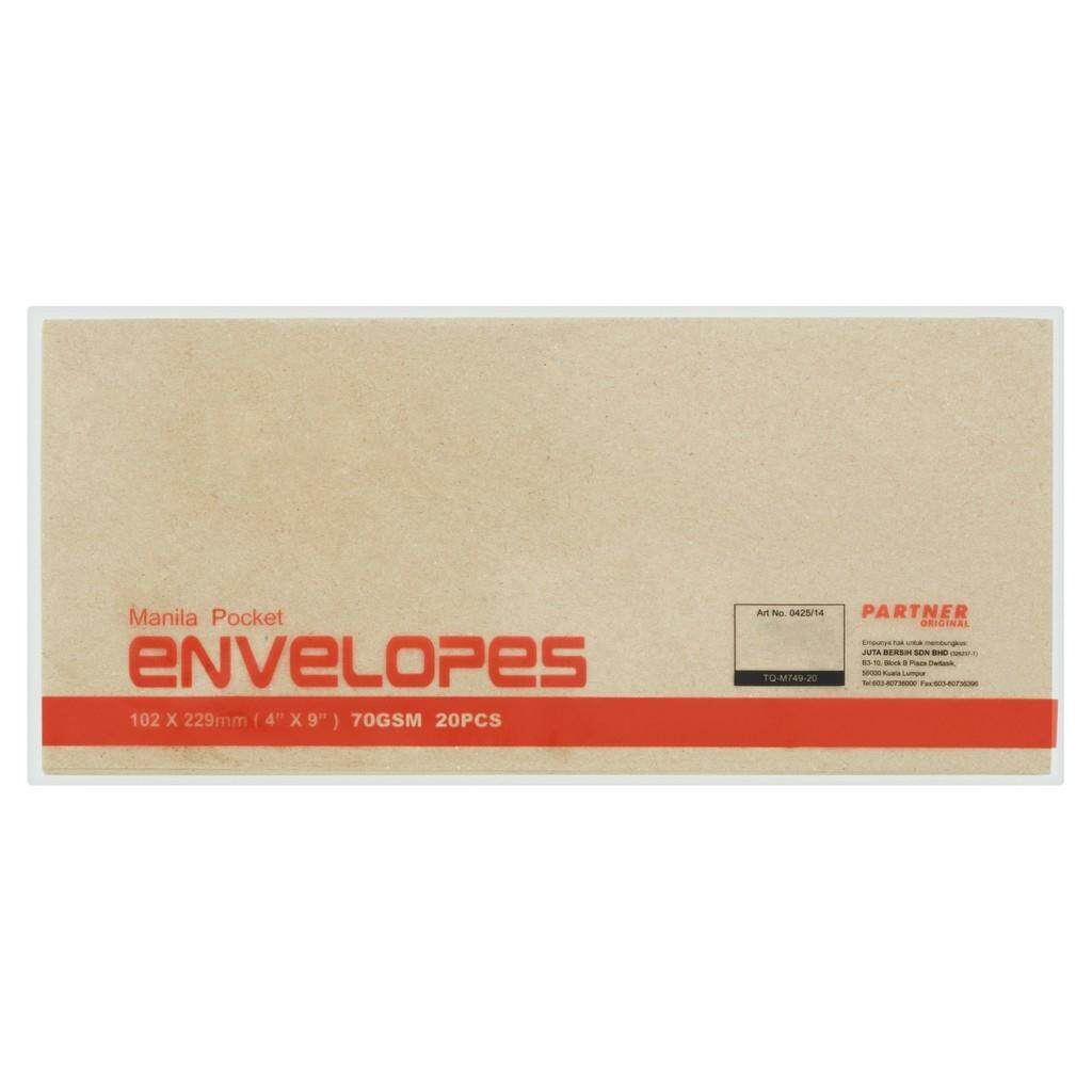 Partner Original White A4 Multi-Purpose Paper (70g x 440's) & (80g x 440's)