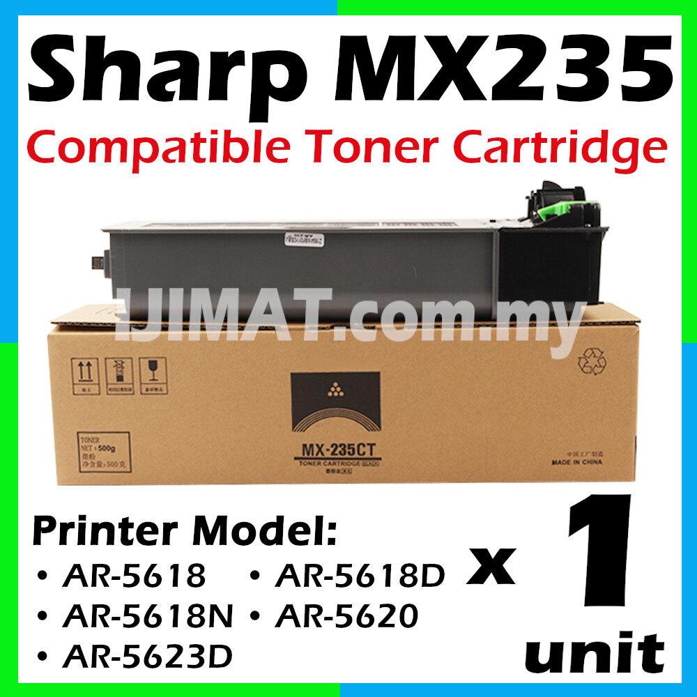 Sharp 235 MX235 Compatible Toner Cartridge For Sharp AR5618 / AR5618D / AR5618N / AR-5618 / AR-5618D / AR-5618N / AR5620 / AR-5620 / AR5623D / AR-5623D Printer