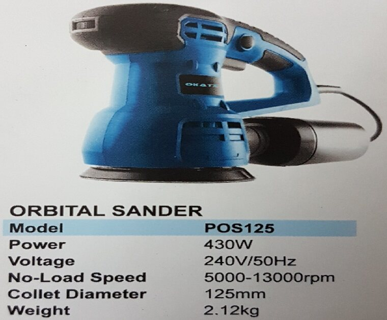 electric sander machine grinder drill saw orbital random pad paper sand sanding belt file brush cut polish polisher sheet round dust bag cleaner high disc blade handle holder hand tool power motor roller roll clamp press high pressure speed cutter gun