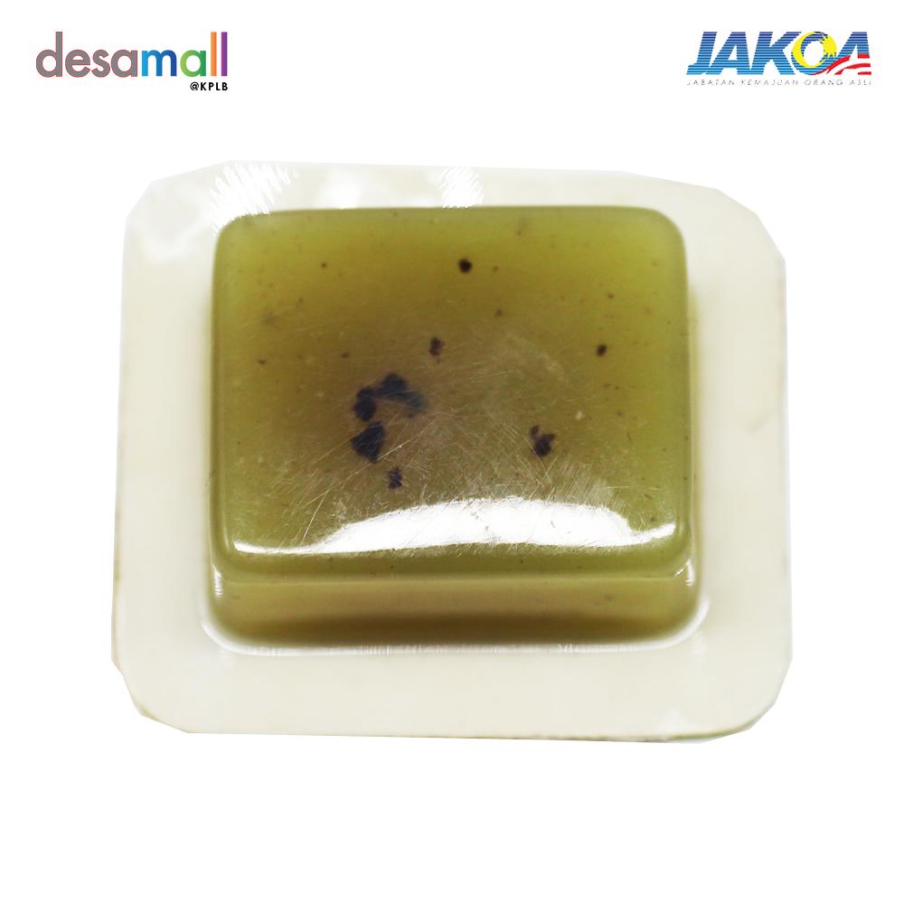 TRIGONA ASLI Propolis Honey Soap with Daun Gelenggang (25g)
