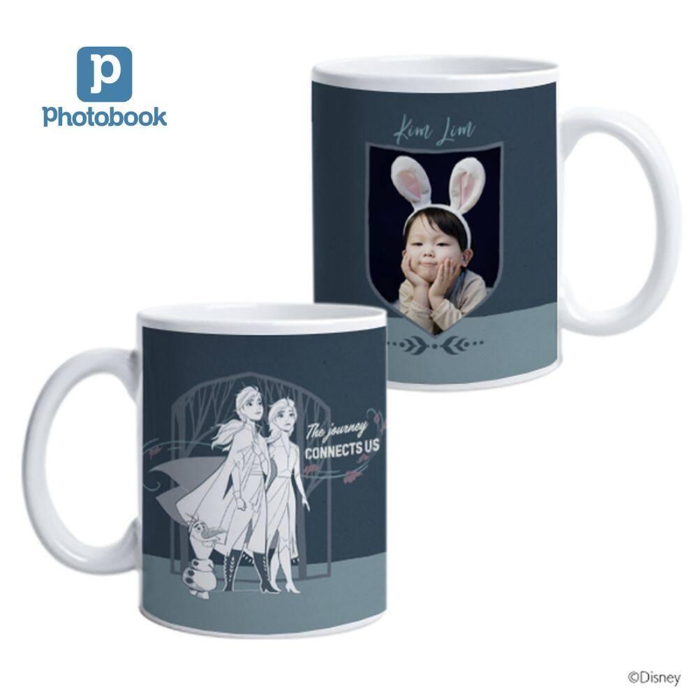 LazChoice [e-Voucher] Photobook Personalised Disney Frozen II Single Photo Mug