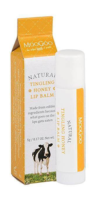 MOOGOO TINGLING HONEY LIP BALM 5G