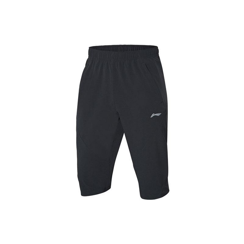 Li-Ning Men's Training Sweatpants - Black AKQQ025-1