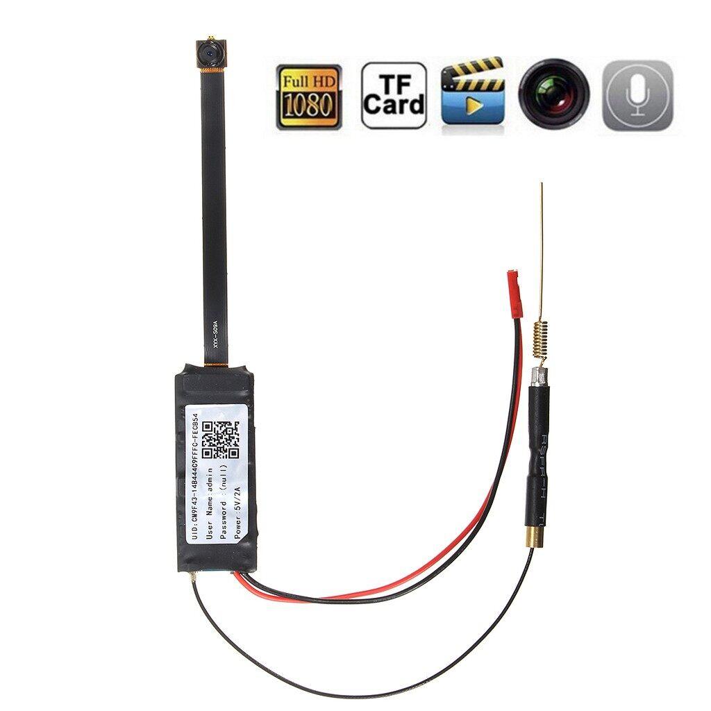 Gadgets - 1080P MINI WIRELESS WiFi IP HD Spy Camera DIY Module Hidden - Cool