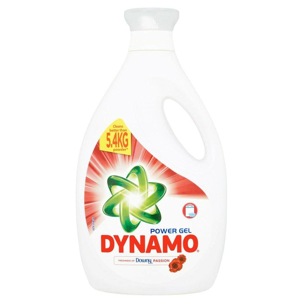 Dynamo Power Gel AntiBacterial Concentrated Gel Detergent - DOWNY PASSION2.7KG-3.0KG READY STOCK