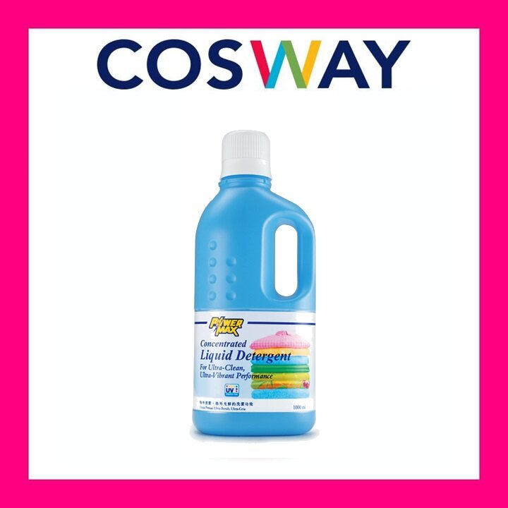 [Ready stock] COSWAY Powermax Concentrated Liquid Detergent