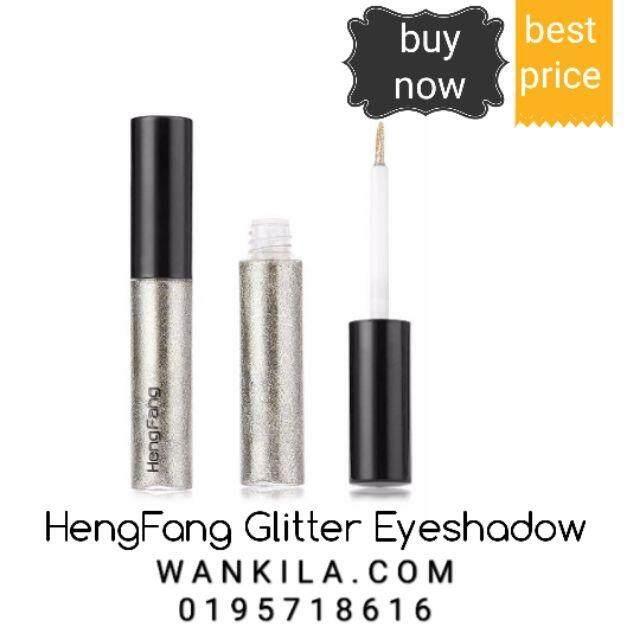 Liquid Eyeliner Glitter HengFang 5ml