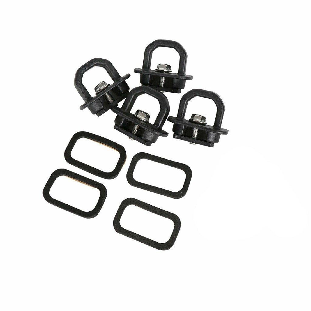 Car Lights - 2 PIECE(s) Car accessories Tie Down Anchor Truck Bed Side Wall Anchor Pickup GMC Chevy - Replacement Parts