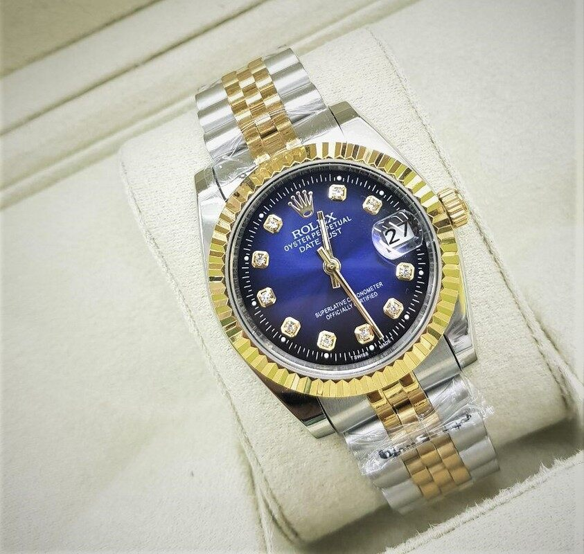 Busines Rolex_Datejust_Fully Automatic Women Watch Unique Good Looking Design New Arrival Date Display Free Gift Box