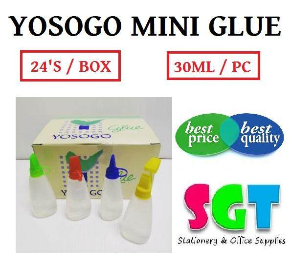 YOSOGO Mini Water Glue 30ml (24's/box)