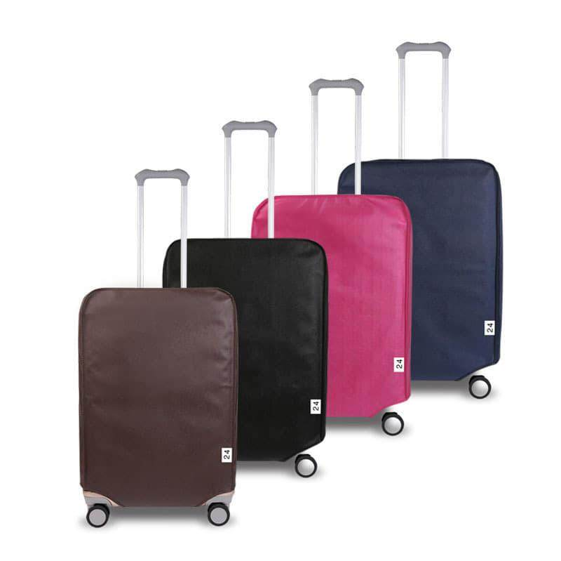 20/24/28/30 [M'sia Warehouse Direct] Premium High Quality Suitcase Cover/ Luggage Protector/Travel Essentials Water Proof Fast Dry