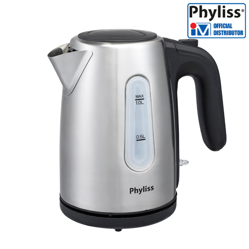 PHYLISS Stainless Steel Jug Kettle PKS 1010