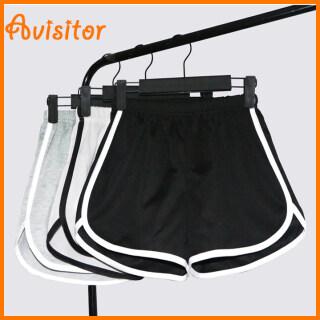 Thương Hiệu Avisitor Thời trang Thể thao Quần soóc Phụ nữ dành cho mùa hè có nhiều size chọn lựa với 3 màu trắng_đen_xám thumbnail