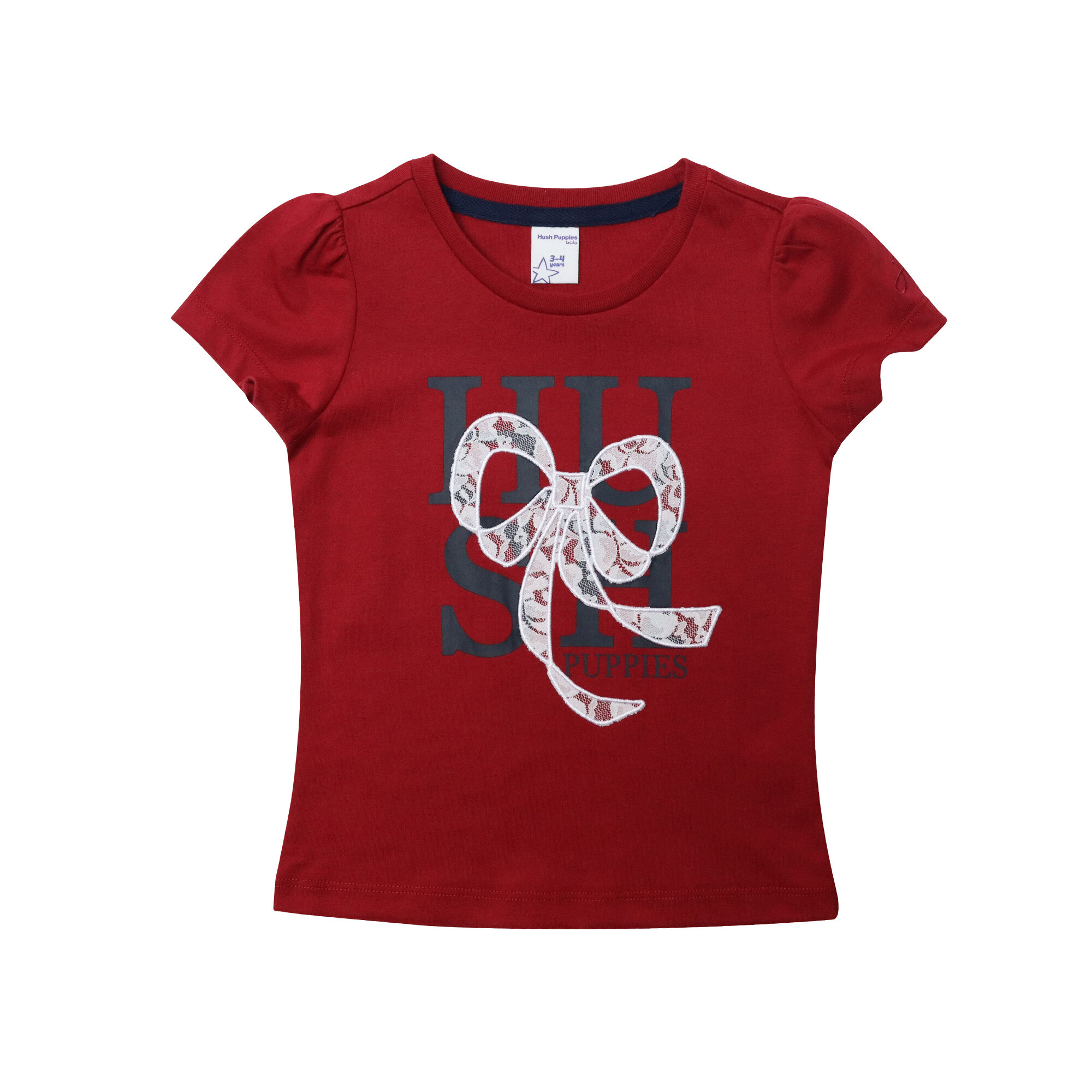 Hush Puppies Alivia Girl Round Neck Tee  HGT049345