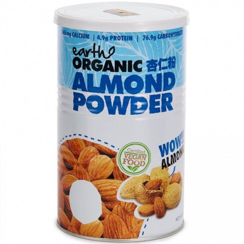 Earth Organic Almond Powder 500g