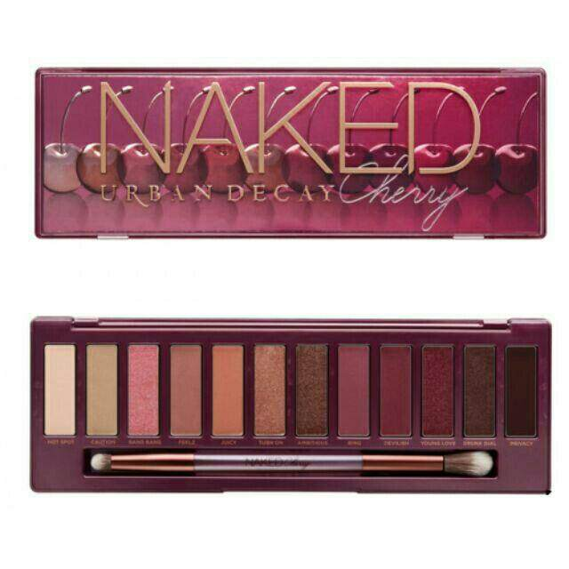FREE GIFTCherry Color Eyeshadow Palette With Brush