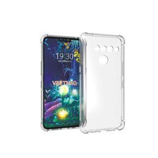 Dành cho LG V50 ThinQ 5G Trong Suốt 4 Góc Chống rơi Mềm TPU Case 6.4 inch thumbnail