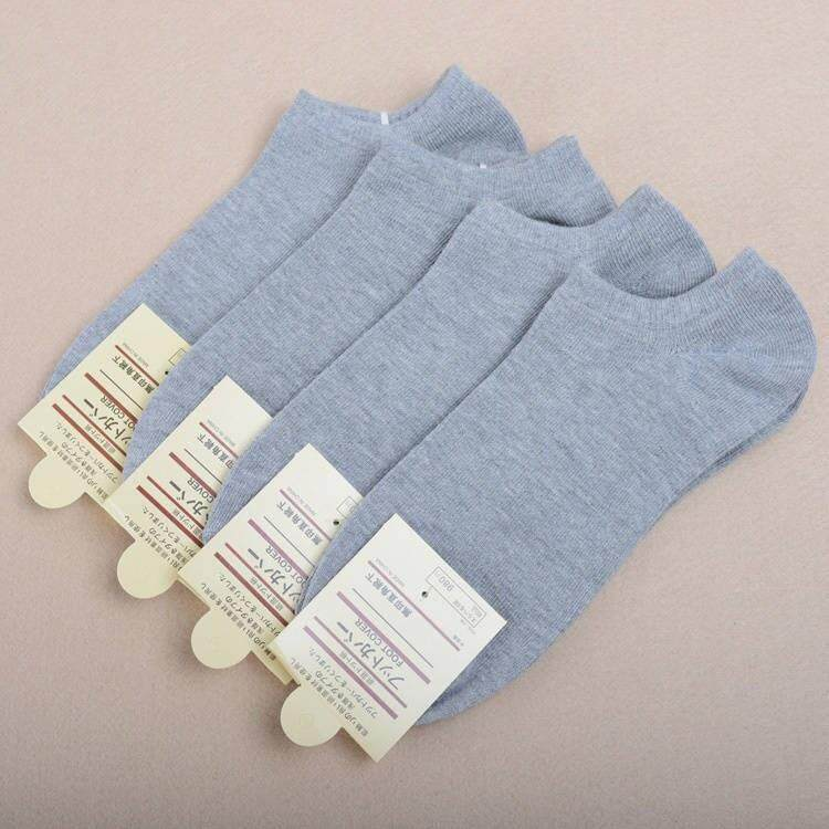 JYS Fashion Korean Style Men Short Socks- 2534