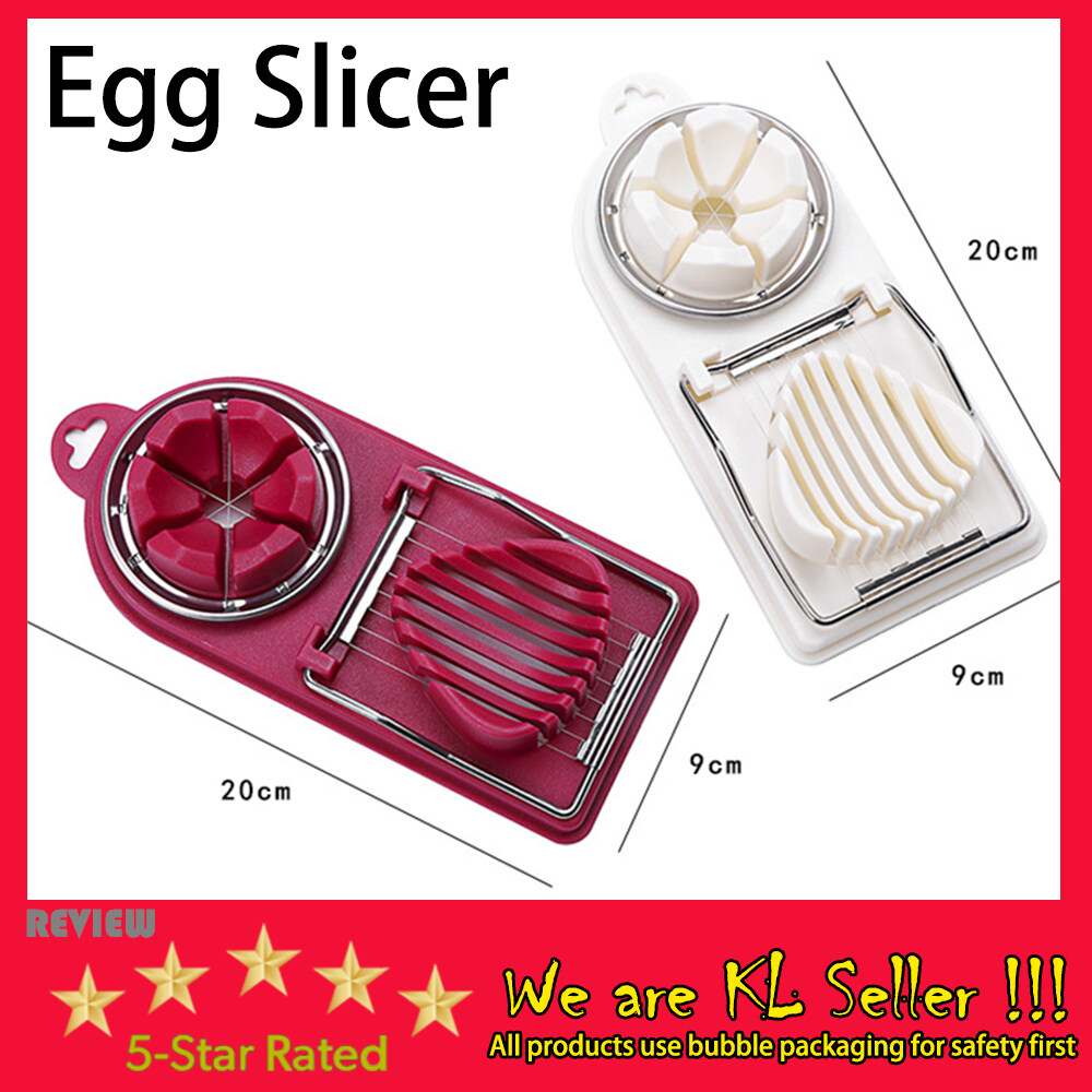Japanese multifunctional egg cutter / Egg slicer [Local Shipment]