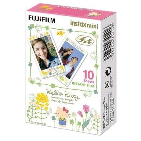 FUJIFILM INSTANT Mini Hello Kitty Instant Film (10 Sheets)