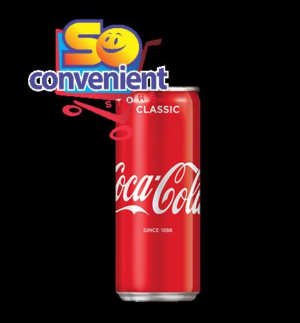 Coke Coca Cola Classic 320ml