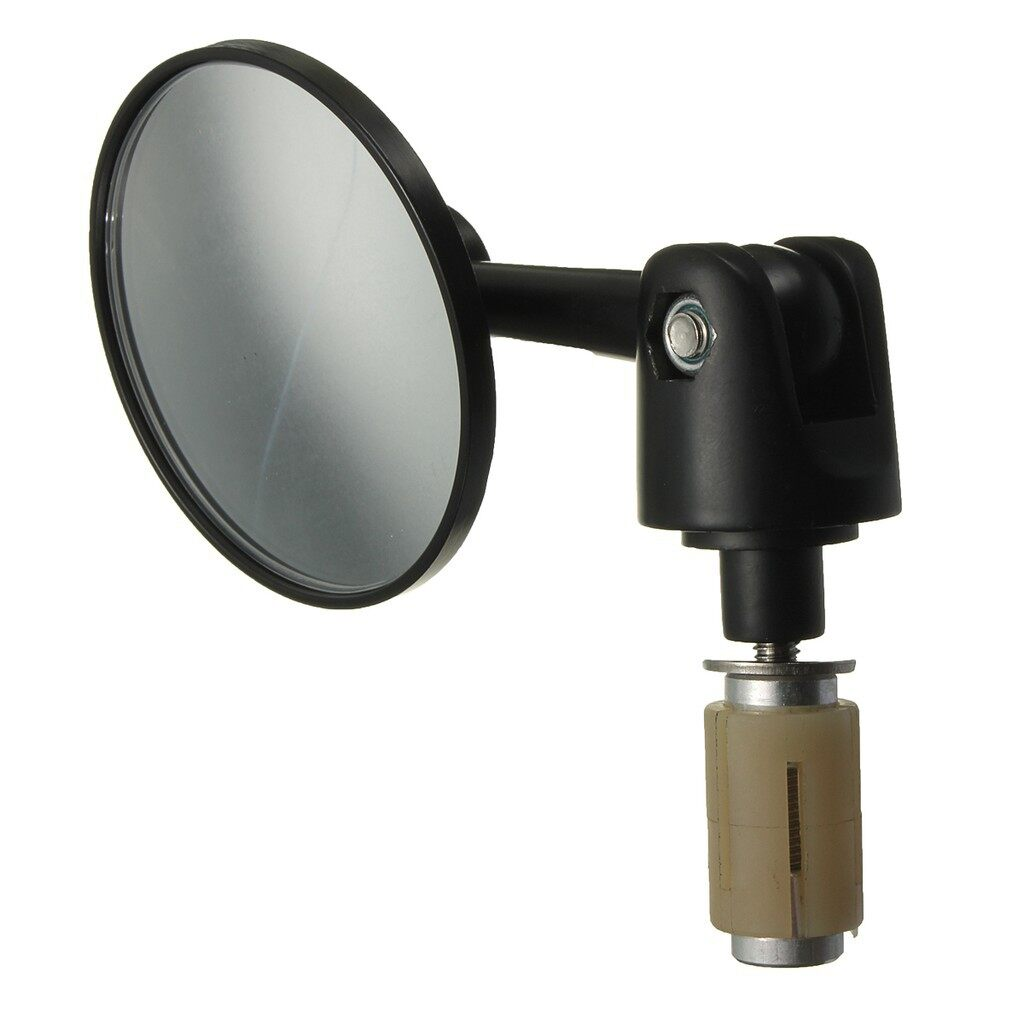 Moto Accessories - Cafe Racer Bobber Bar End Rear View Mirrors Motorcycle - Motorcycles, Parts