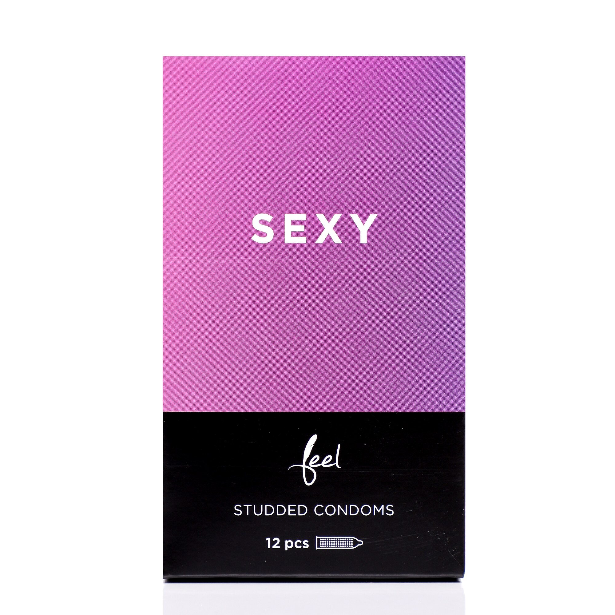 Nulatex Feel Sexy Studded (Dotted) Condoms 12pcs
