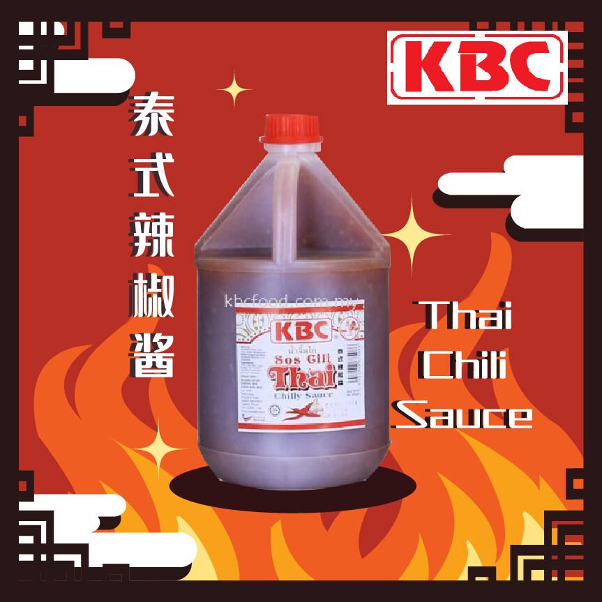 3.9kg Thai Chili Sauce 泰式辣椒酱