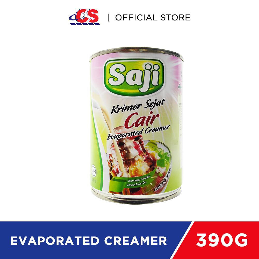 SAJI Evaporated Creamer 390g