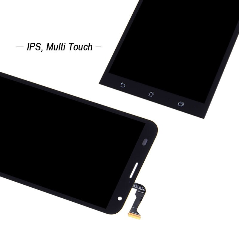 For 5.5 ASUS Zenfone 2 Laser ZE550KL Z00LD LCD Display + Touch Screen Assembly