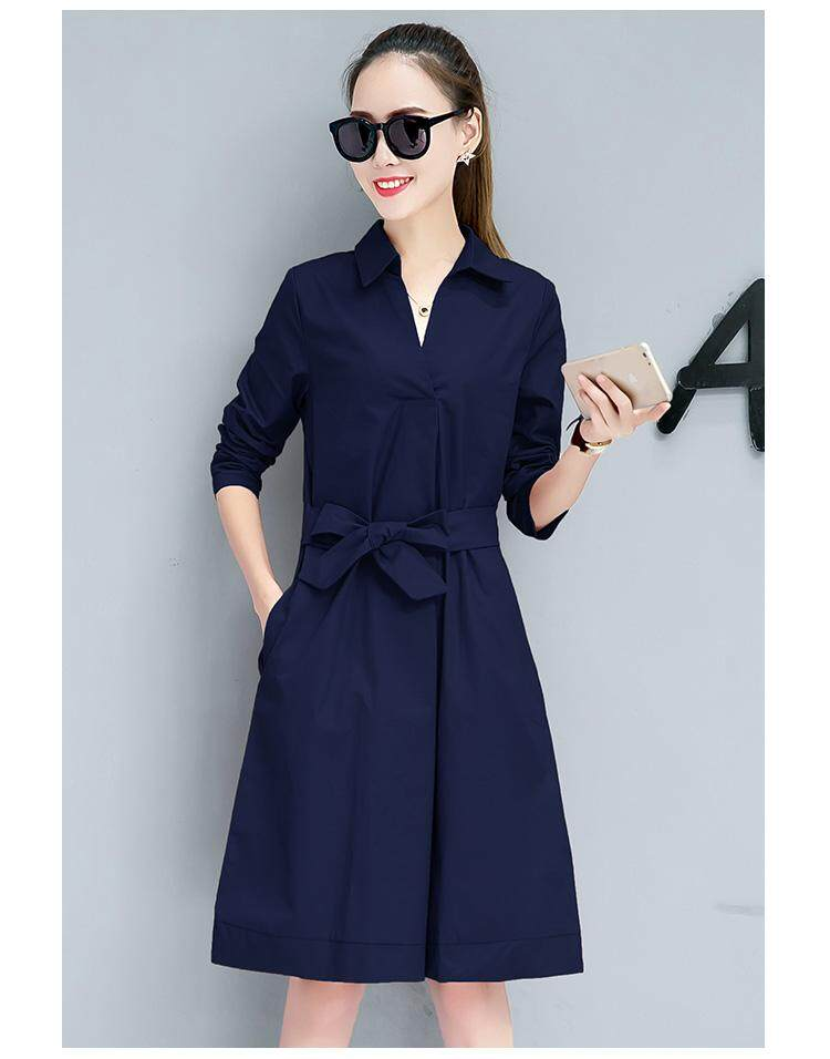 JYS Fashion Korean Style Women Midi Dress Collection 512-2731