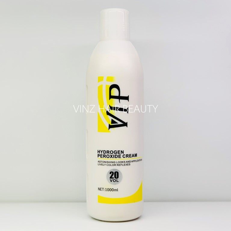 VIP Hydrogen 6% 20VOL Peroxide Cream 1000ml