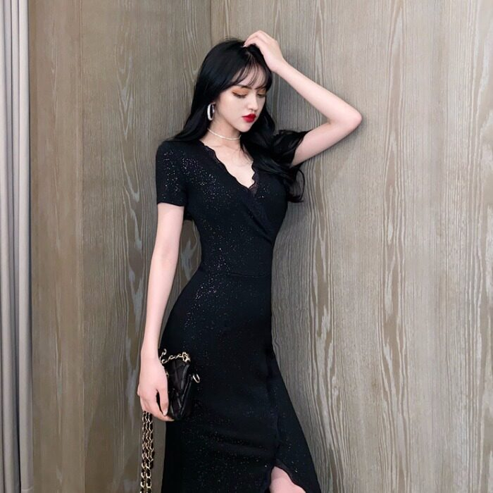 (Pre Order ETA 15/5) JYS Fashion Korean Style Women Midi Dress Collection 543 - 4774