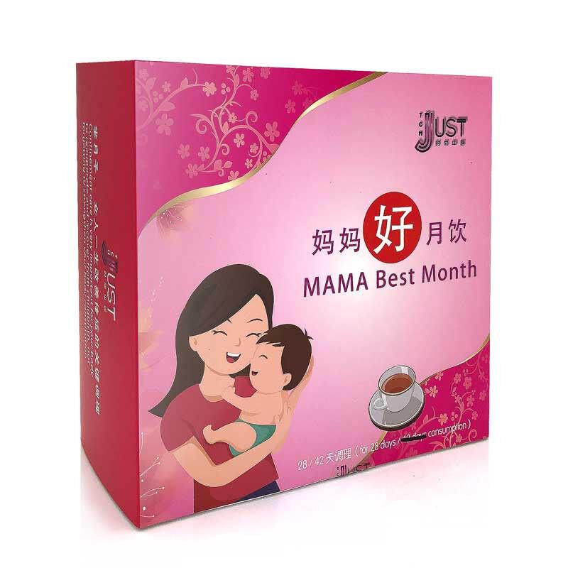 JUST TCM MAMA Best Month 妈妈好月饮 - 42 Days Confinement坐月期