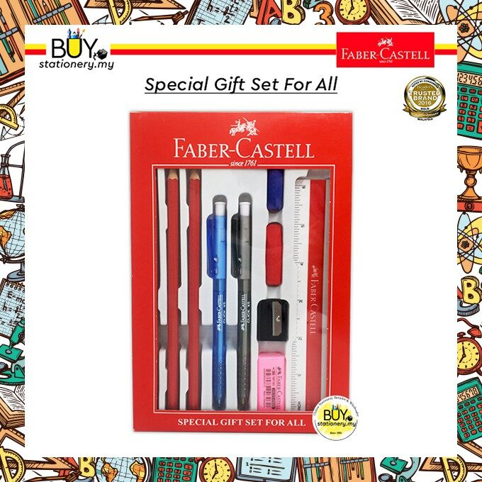 Faber Castell Special Gift Set For All - (Set)
