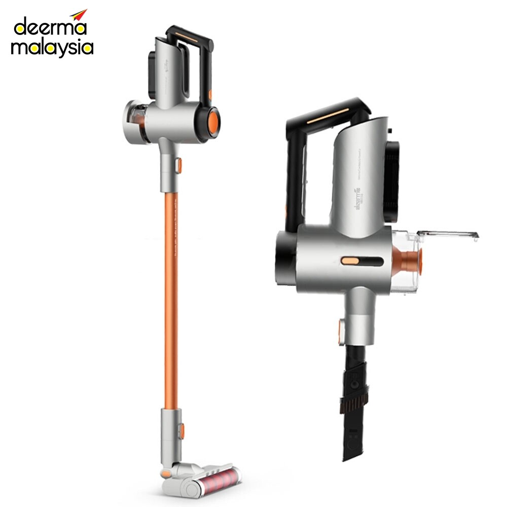 Deerma VC50 Wireless / Cordless Powerful Vacuum Cleaner Handheld (Rechargeable Battery, Strong Suction)