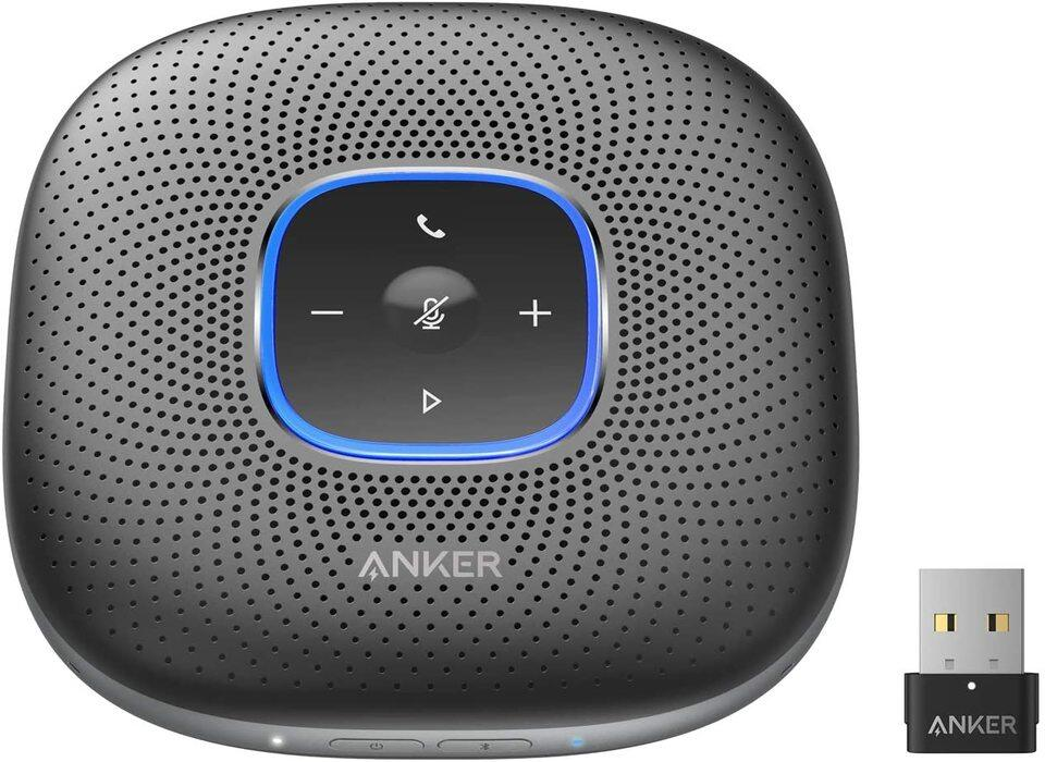 Anker A3306 Powerconf+ Protable Wireless Speakerphone , with Build in Microphone