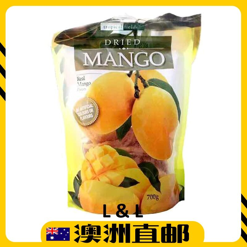 [Pre Order] Australia Costco Tropical Fields Snack Dried Mango ( 700G) (Import from Australia)