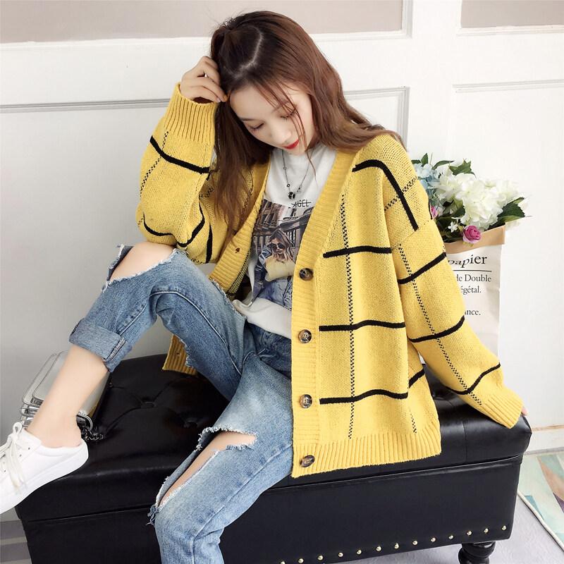 (Pre Order ETA 30/4) JYS Fashion Korean Style Women Knit Cardigan Collection 540 - 1798