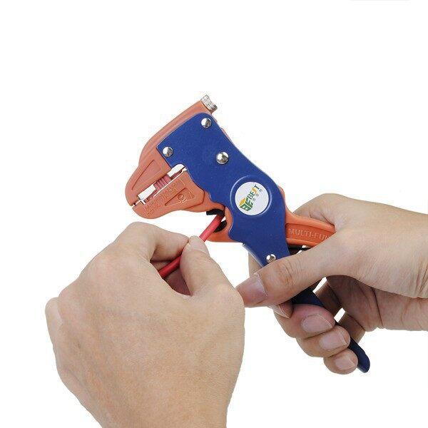 Cool Gadgets - BEST YS-1 Professional 2 in 1 Wire Stripper Cutter Stripping PlierDB - Mobile & Accessories