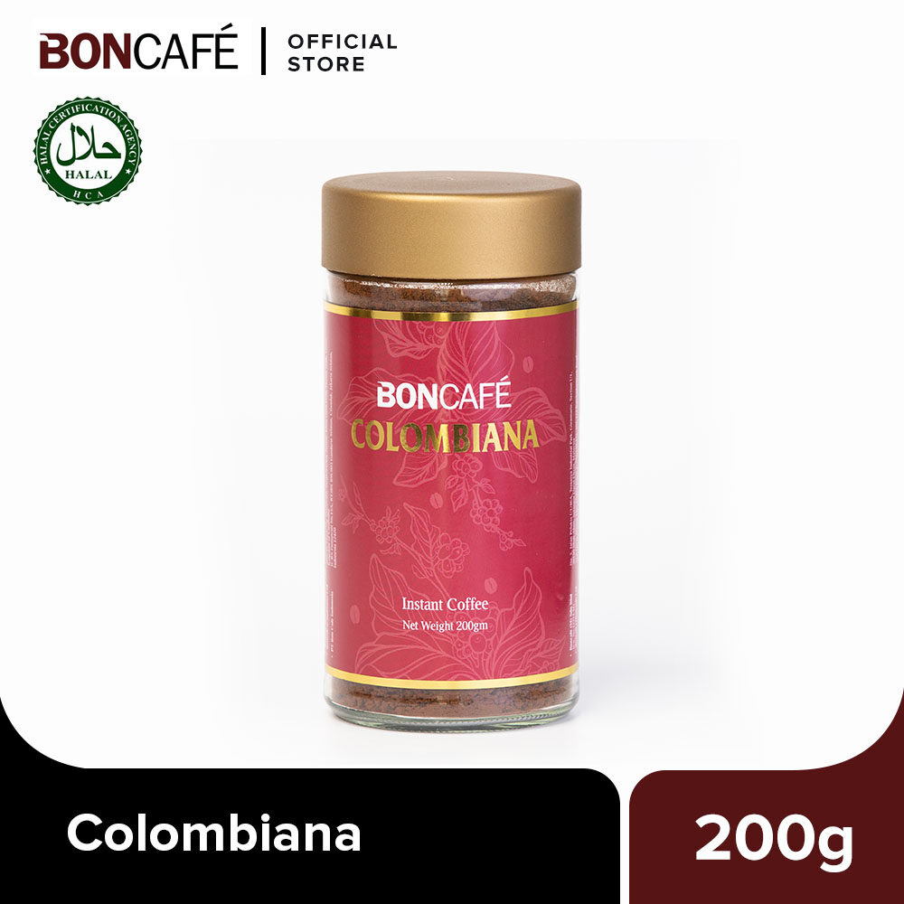 Boncafe Colombiana Instant Coffee 200g