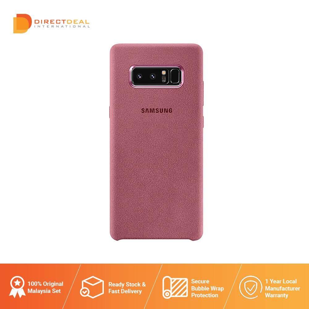 SAMSUNG Galaxy Note8 Alcantara Cover - ORIGINAL SAMSUNG MY