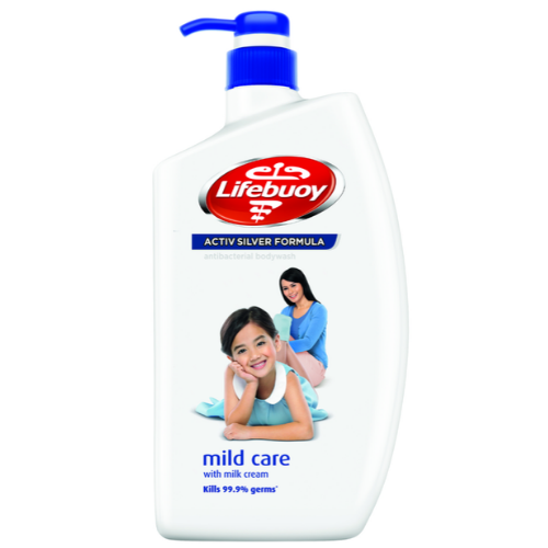 LIFEBUOY MILD CARE SHOWER GEL 950ML