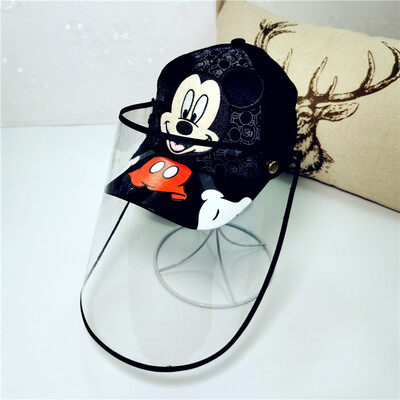 (Pre Order 14 days) Kids (3-9 years Old) Protective Adjustable Cap - 1488